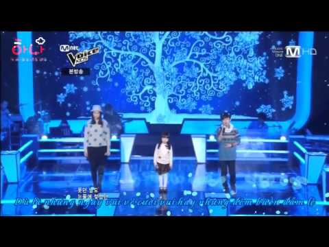 Snow Flower (the voice kids korea)