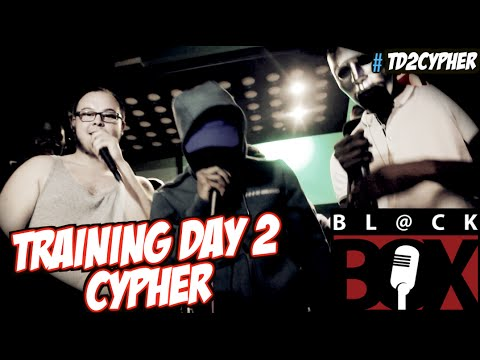 #TD2Cypher [Potter Payper, 67, Youngs Tef, 86, Coinz, Big Watch, Tallest Trapstar +] BL@CKBOX