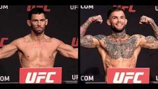 Dominic Cruz vs. Cody Garbrandt - UFC 207 Official Weigh In