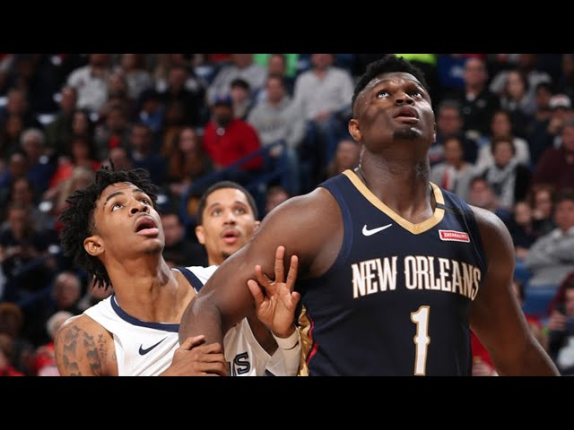 New Orleans Pelicans vs Memphis Grizzlies Full Game Highlights | January 31, 2019-20 NBA Season