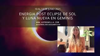 Después del Eclipse de Sol y la Luna Nueva en Géminis