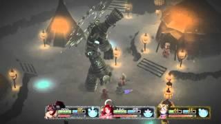 RPG祭物與雪中的剎那 #8精靈村火印夥伴奇魯