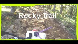 Maico 700 - Riding Rocky Trail (Dirtbike Riding: S3 E2)