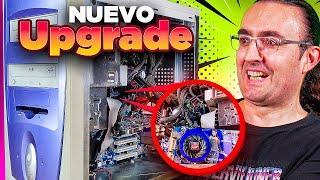 ⚙️ ¿ PODRÁ MI PC GAMER DE HACE 12 AÑOS Y SU RADEON 3850 AGP con Crysis, Fortnite, GTA V o CSGO ?