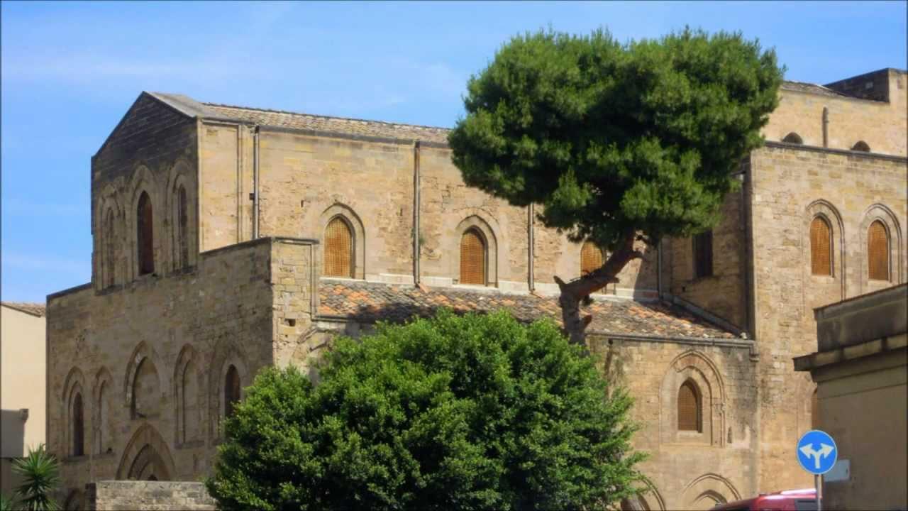 Chiesa della Magione o della SS Trinità - Palermo - YouTube