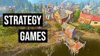 Best Strategy Games oฑ Steam in 2021 (Updated!)