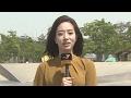 [날씨] 주말 하늘 뒤덮은 황사…미세먼지 주의보 / 연합뉴스TV (YonhapnewsTV)