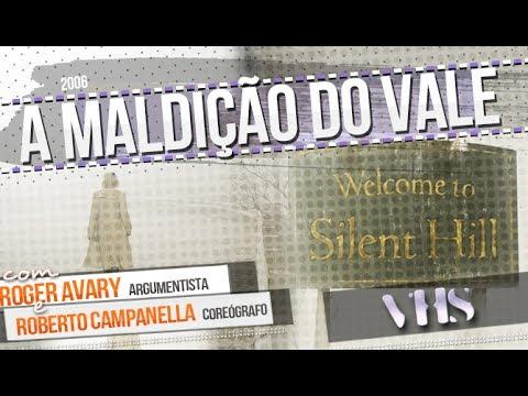 Silent Hill 2006  Roger Avary & Roberto Campanella   VHS