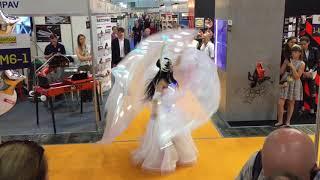 Шок! Взрыв Эмоций - Нереально Красивый Танец Девушки! Видео!