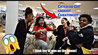 GET CAUGHT CHEATING OR CATCH YOUR SPOUSE CHEATING!? 🤔  Public Interview   Mk3maxwell
