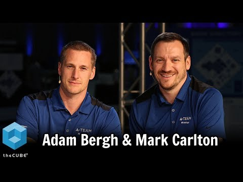 Adam Bergh & Mark Carlton  NetApp Insight 2017