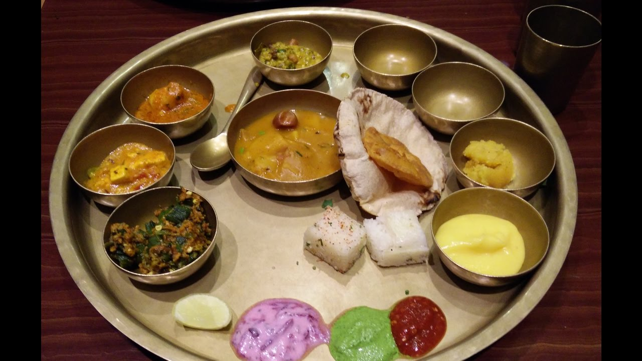 Best veg thali in india maharaja bhog gujarati rajasthani best veg thali in india maharaja bhog gujarati rajasthani thali youtube forumfinder Images