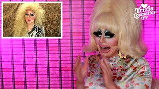 Trixie Watches More Embarrassing Old Videos