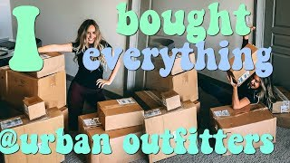 i bought EVERY.SINGLE.THING @urbanoutfitters and #anthropolgie