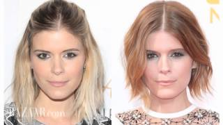 The Best Celebrity Haircuts of 2014