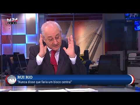 É Hora de Agir - Entrevista no Jornal das 8 - TVI
