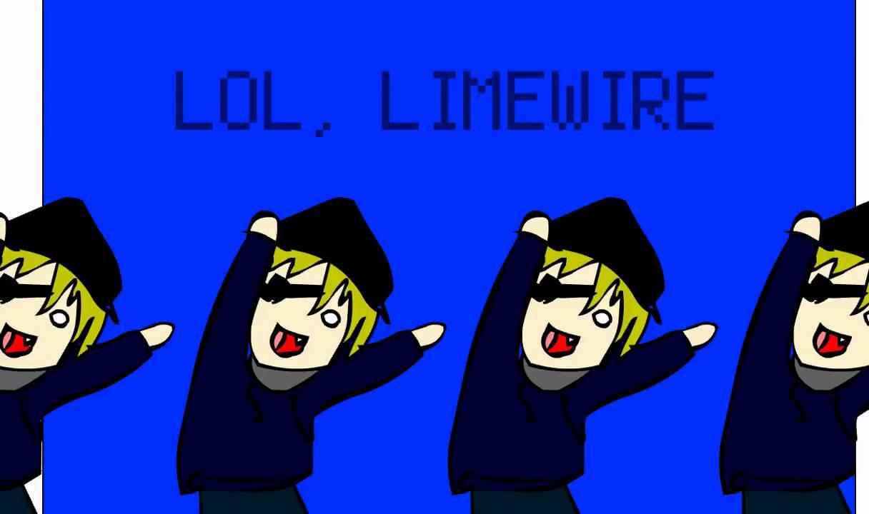 you are a pirate limewire