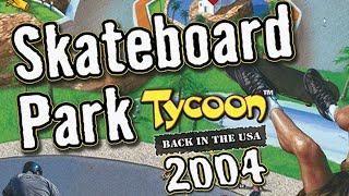 Flashback Game - Skateboard Park Tycoon 3
