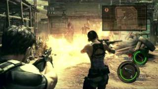 Resident Evil 5 Demo Gameplay 1 of 2 - HD 720p (=22)