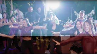Hikari + Jeff Wedding Special Performance    Featuring Kaba Modern and Team Millennia Alum
