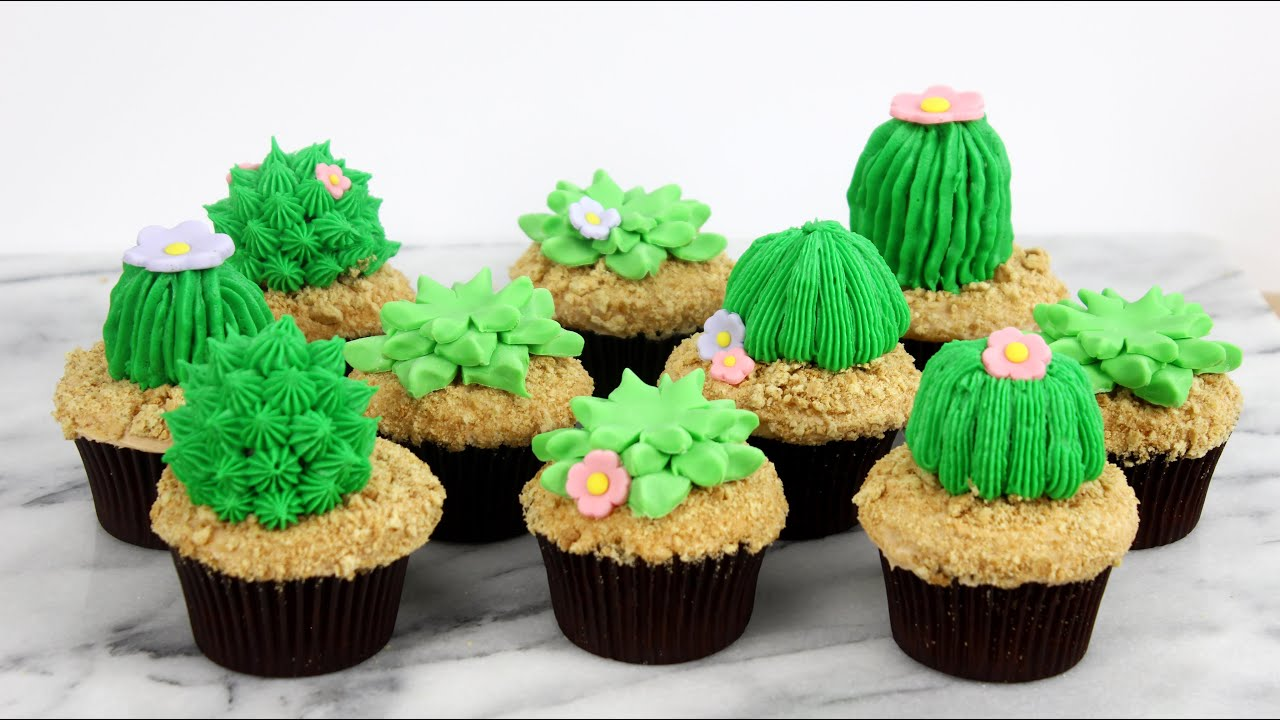 Cupcakes That Look Like Cakes