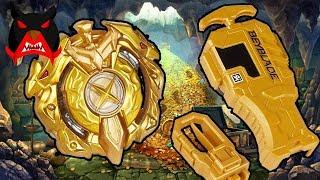 מאסטר קיט בייבלייד זהב - שווה זהב!