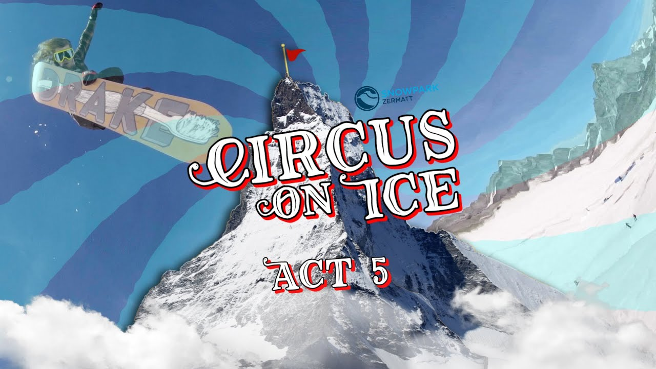 CIRCUS ON ICE 🎪ACT 5