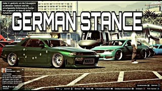 GTA 5 ONLINE | #2. STANCED CARS | TUNING TREFFEN | GORILLA MOTOR WORKS | DEUTSCH