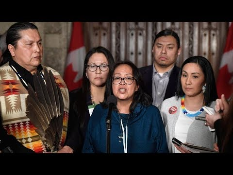 Boushie family meets with Justin Trudeau