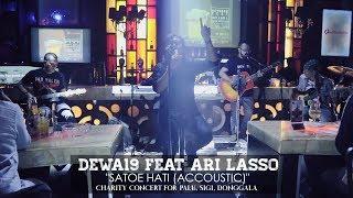 Dewa19 Feat Ari Lasso - Satu Hati (Accoustic)   Dewa19 Charity Concert