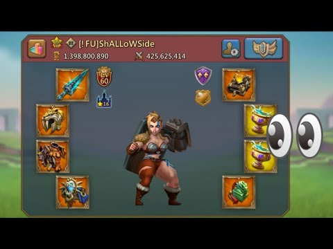 Zeroing The Offline Rally Trap Lords Mobile | And Getting Capped By Rally Trap In K590 Lords Mobile