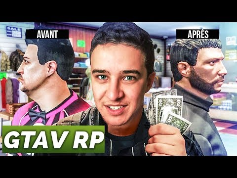 GTA RP EP3: LE RELOOKING TOTAL!