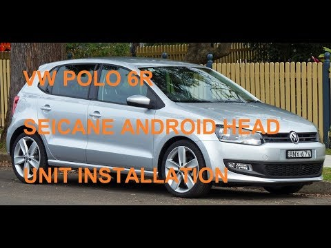 SEICANE Android Head Unit VW Polo 6R