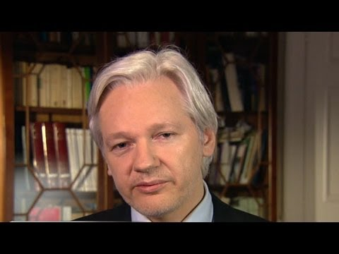"""Julian Assange Interview 2013 On Edward Snowden on 'This Week': """"Asylum is a Right We All Have"""""""