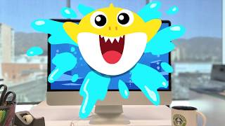 Baby Shark is heading to Nickelodeon! | Baby Shark Animation | Baby Shark Official