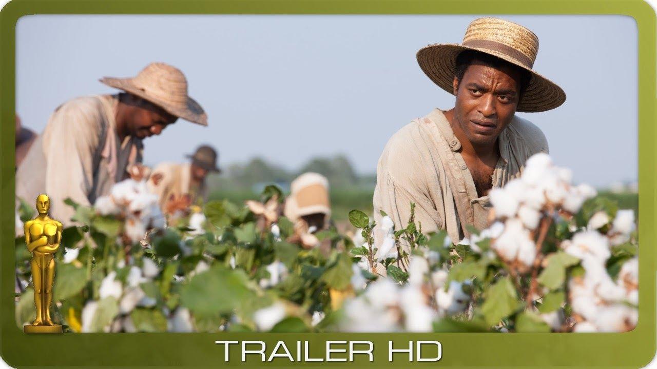 12 Years A Slave ≣ 2013 ≣ Trailer ≣ German | Deutsch