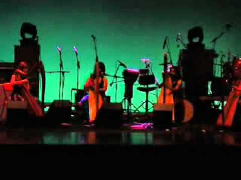 Lulavai VII premios de música folk La opinión