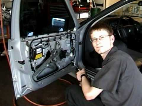 1994 Jeep Cherokee Wiring Diagram How To Repair A 328i Bmw Broken Window Autobahn Imports
