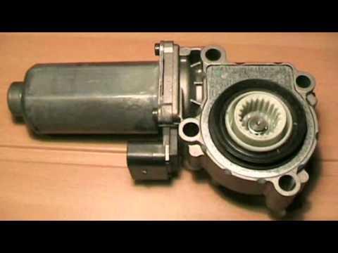 Transfer case motor gear bmw x3 x5 x6 funnydog tv for Bmw south motors service