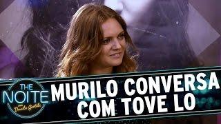 The Noite (22/09/15) - Murilo Couto entrevista a cantora Tove Lo