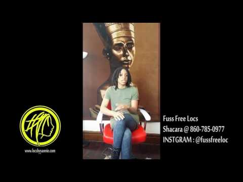 Live From Facebook: Let's Talk about Sisterlocks with Certified Sisterlocks Consultant Shacara