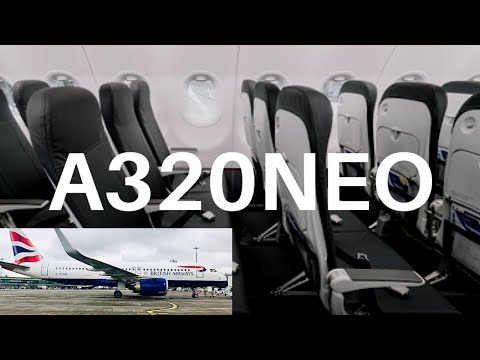 british-airways-a320neo:-the-ultimate-downgrade!-(heathrow-to-madrid)