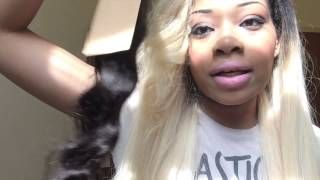 ALIEXPRESS GRACE HAIR VIRGIN BRAZILIAN LOOSE WAVE UNBOXING | MSTUNECHIIBADD |