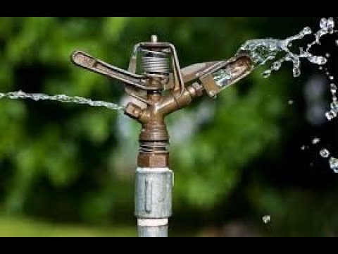 Efficient use of Irrigation equipment's kannada