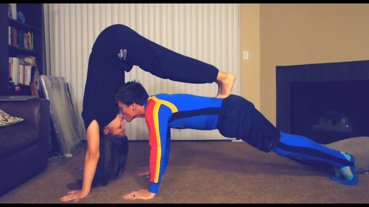 Couples Yoga Challenge Kayaworkout Co