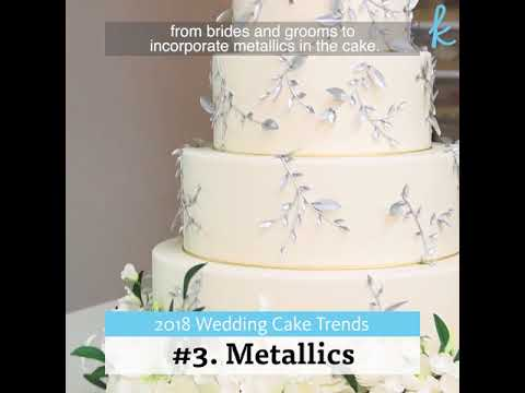 traditional wedding cakes 2018 wedding cakes trends 2018 theknot 21187