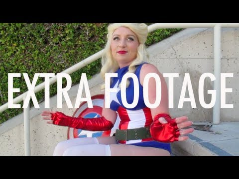 Cosplay in America : Wind of the Stars (EXTRA FOOTAGE) INTERVIEW