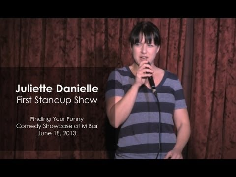 Download Youtube: Juliette Danielle - First Time Doing Standup Comedy
