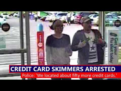 Suspects Arrested in Credit Card Skimmer Investigation