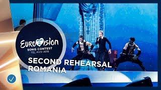 Romania - Ester Peony - On A Sunday - Exclusive Rehearsal Clip - Eurovision 2019